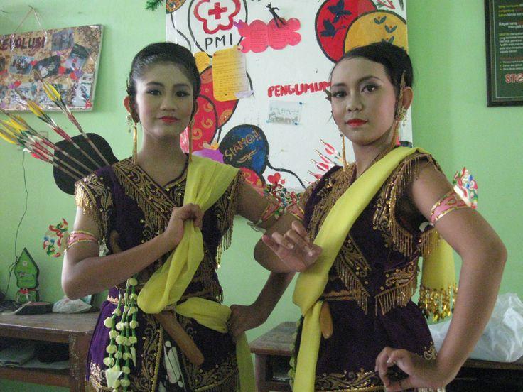 Tradisional dance!