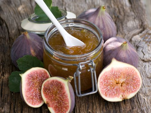 Confiture de figues fraîches (au sucre de canne) : Recette de Confiture de figues fraîches (au sucre de canne) - Marmiton