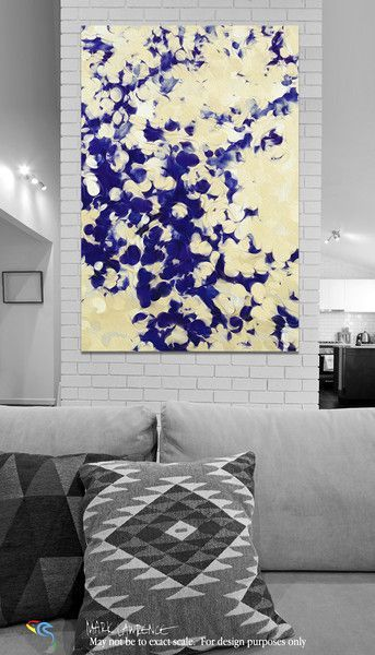 """Designer Inspiration- Isaiah 59:17. Divine Passion. VerseVisions inspirational abstract art by Mark Lawrence. Original limited edition signed canvas & paper giclees. Sizes to 54""""x81"""""""