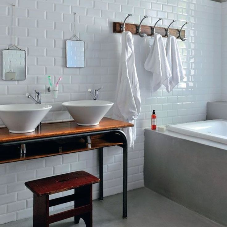 39 best Salle de b images on Pinterest Small shower room, Bathroom