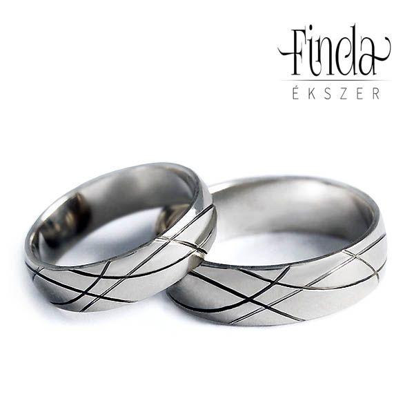 Inda nemesacél karikagyűrű