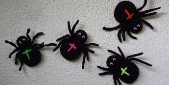 Anleitung Für Gehäkelte Spinne Zb Für Halloween Spinne Häkeln