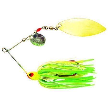 Northland Tackle Reed Runner Tandem Spin 3/8 oz, Sunfish