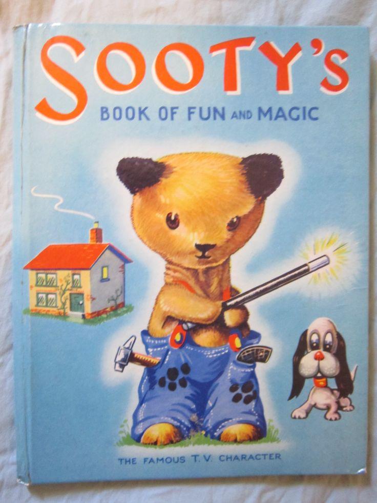 Sooty's book of fun and magic