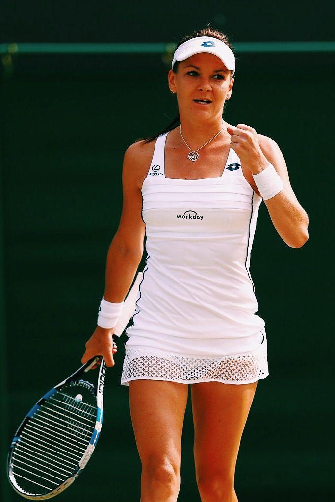 Wimbledon 2015: Agneiska Radwanska (Lotto)