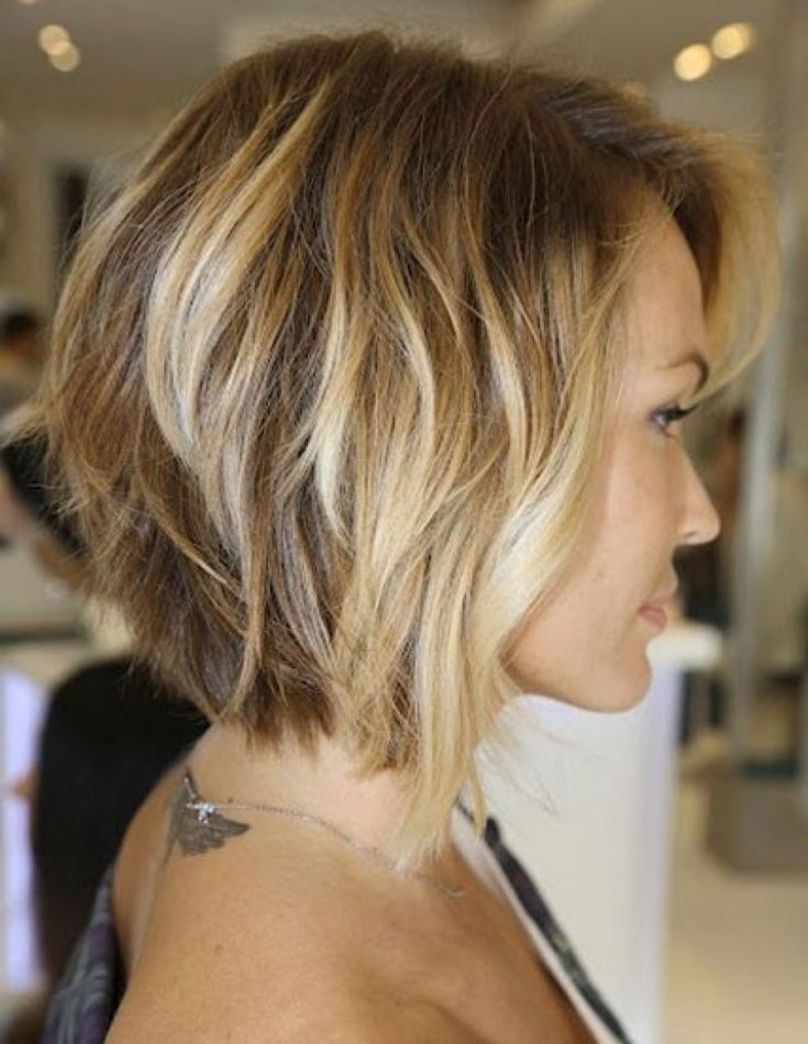 Cool 1000 Ideas About Layered Inverted Bob On Pinterest Bobs Bob Short Hairstyles For Black Women Fulllsitofus