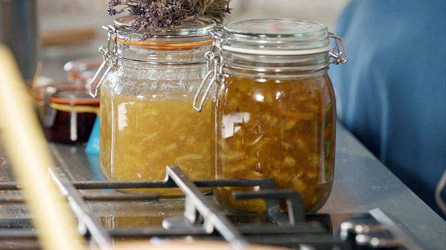 Marmelády podle mistryně světa — Recepty — Herbář — Česká televize