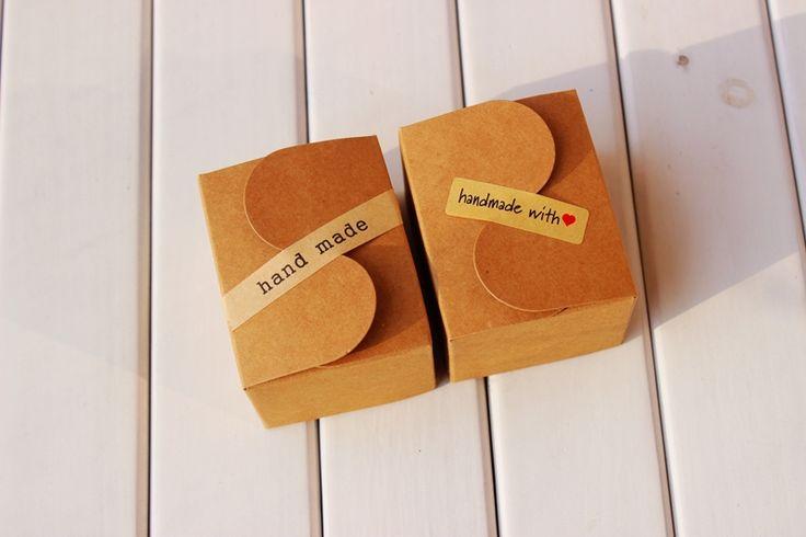 Kleine Natuurlijke kraftpapier geschenkdoos, sieraden kraft doos 7.5x6x5 cm in Kleine Natuurlijke kraftpapier geschenkdoos, sieraden kraft doos 7.5x6x5 cm van Dozen snoep op AliExpress.com | Alibaba Groep