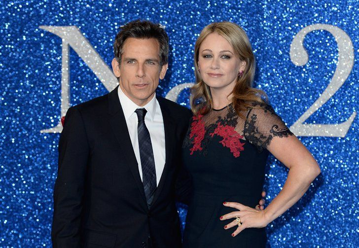 Pin for Later: Blue Steel Came to Britain at The Zoolander 2 Fan Screening Ben Stiller and Christine Taylor