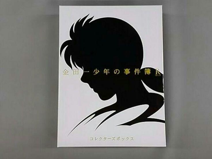 Kindaichi Case Files R (Kindaichi Shonen no Jikenbo R) Blu-ray Box: Anime JP 332