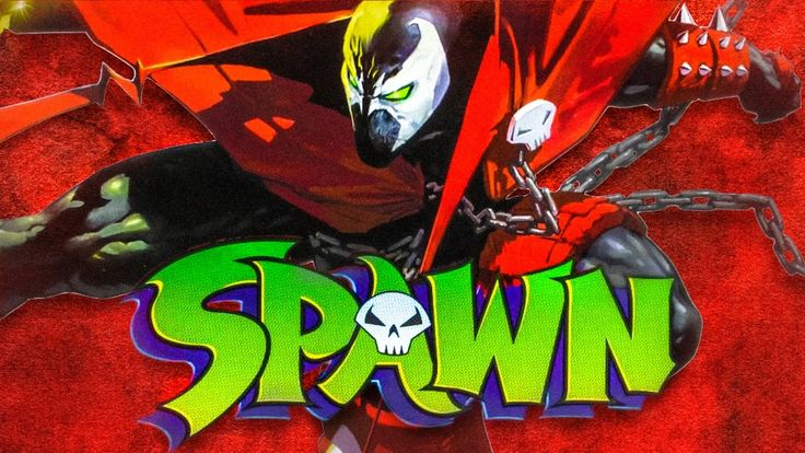 Spawn - The Rise of Image Comics (kaptainkristian) - more at http://www.thelolempire.com