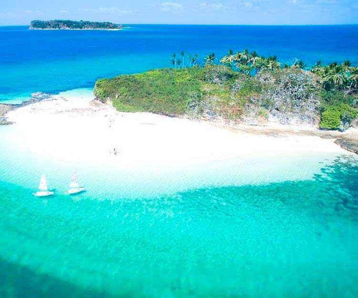 Imagen - Vista aérea Isla Bartolomé - Panamá