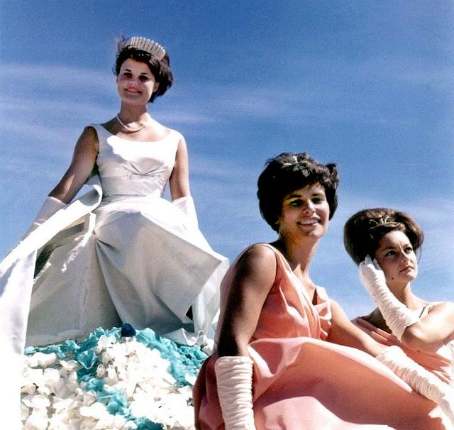 U.C.T. Rag queen           c 1960. by Etiennedup, via Flickr