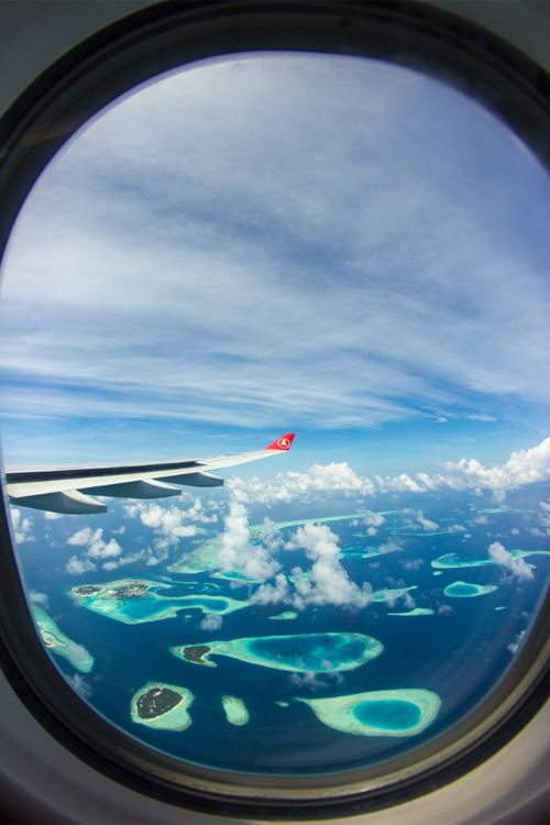 plasmatics-life: Best Landing View In The World | Maldives… | denlArt