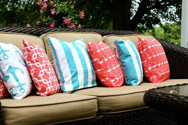 17 Best Ideas About Outdoor Pillow On Pinterest