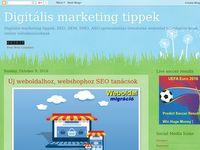 Digitális marketing tippek