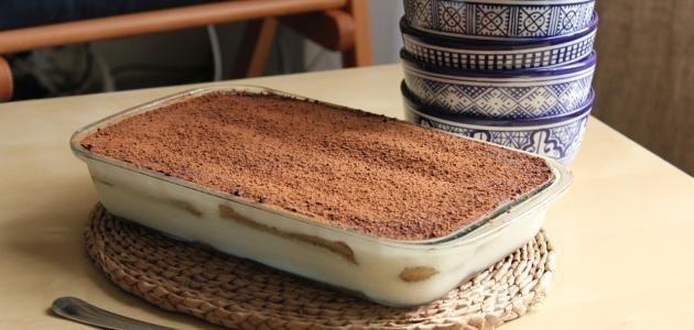 طريقة تحضير حلى لذيذ وسهل بمكونات بسيطة Dessert Recipes How To Make Tiramisu Food