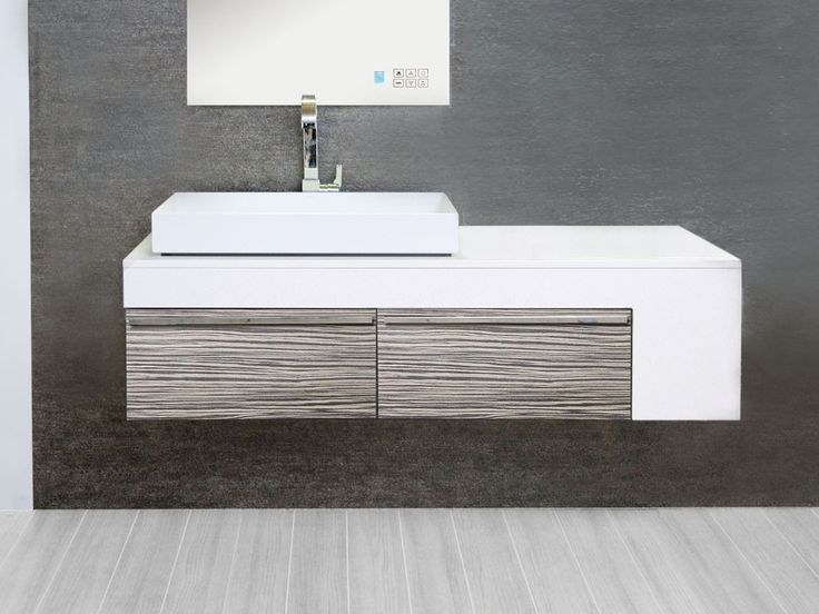 Reece Architectural Designer Products Virgo 1500 Wall Hung Vanity Unit For Main