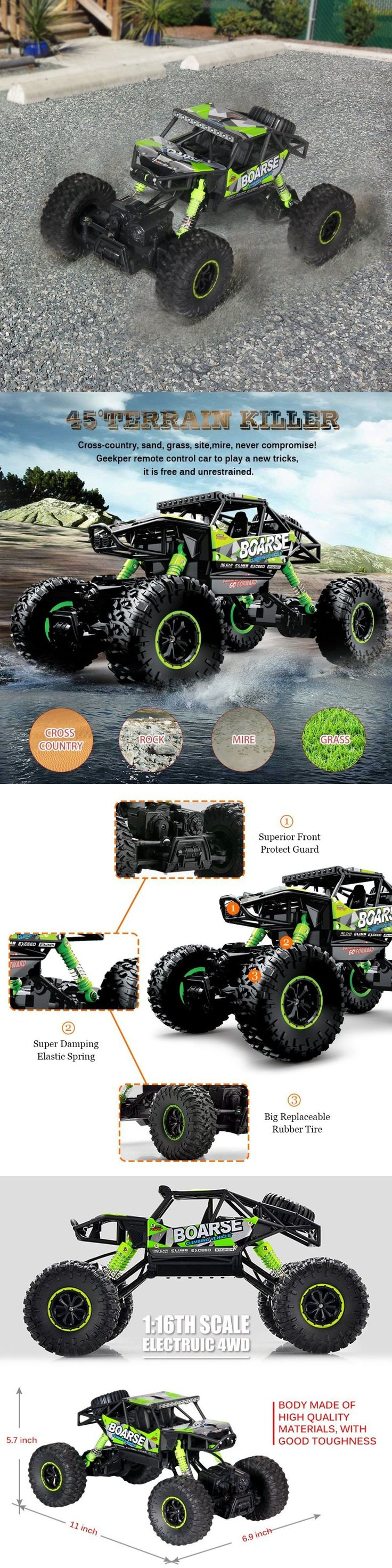 Cars trucks and motorcycles 182183 remote control car rc electric off road racing truck