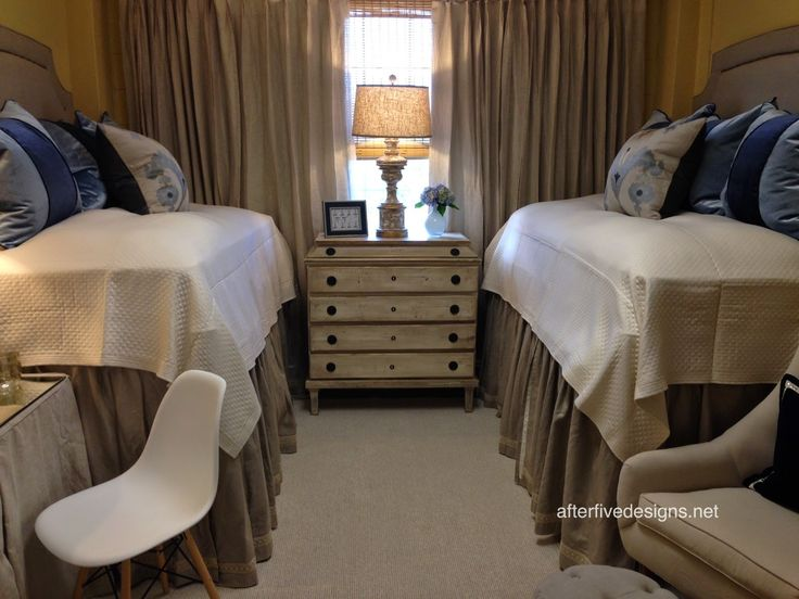 1000+ ideas about Chic Dorm on Pinterest  Dorm room