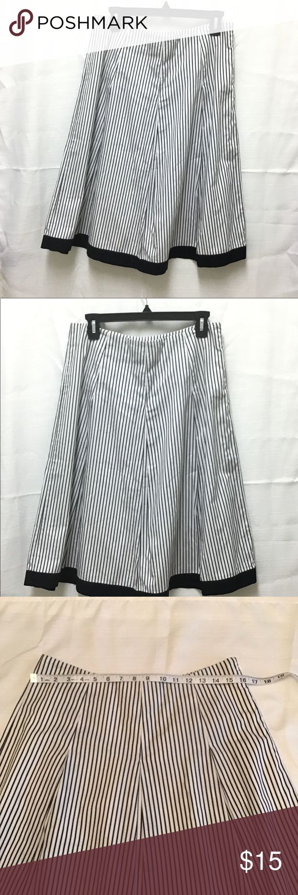 Talbots Pleated Skirt A Line Pleated, 6, EUC This perfect Talbots Pleated Full S…