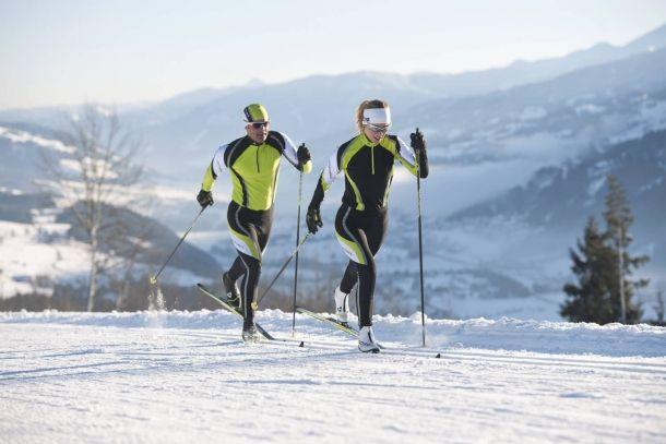 Narciarstwo biegowe dla początkujących - Techniki biegania na nartach #narty #biegowe #technika