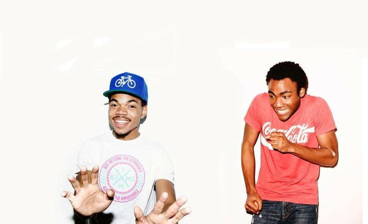 Chance The Rapper x Childish Gambino.