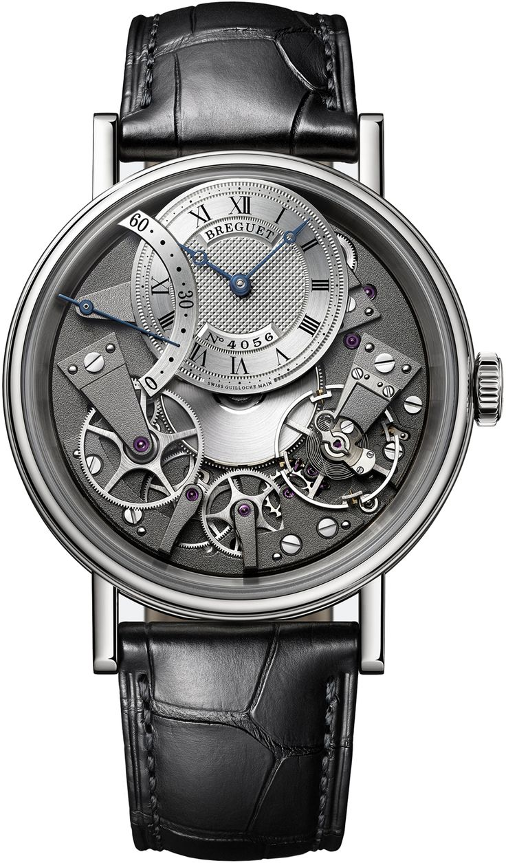 7097bb/g1/9wu Breguet Tradition Automatic Retrograde Seconds 40mm Mens Watch