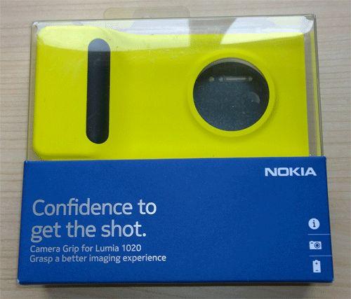 Nokia Camera Grip para Nokia Lumia 1020