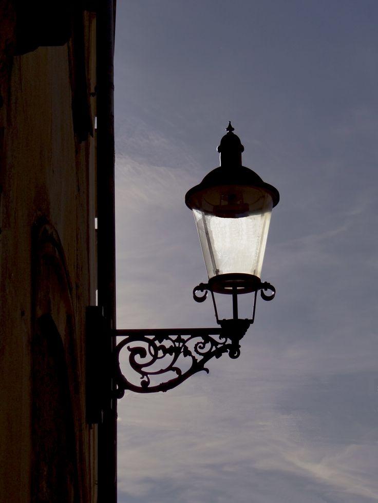 latarnie miejskie