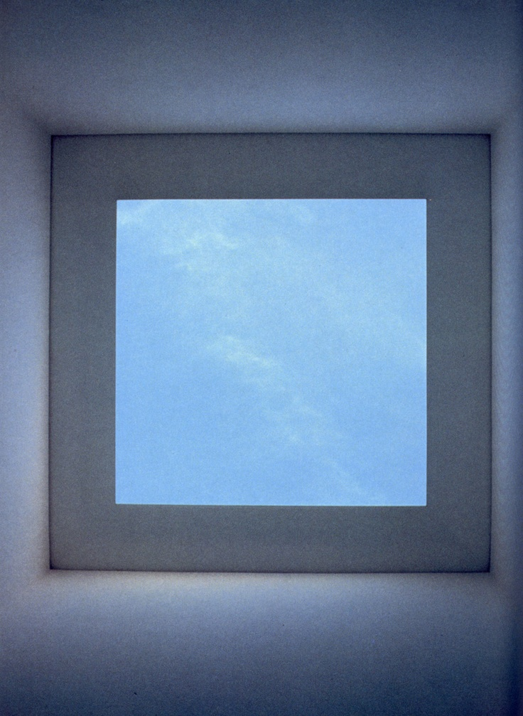 James Turrell |Shared by Sparano + Mooney Architecture|