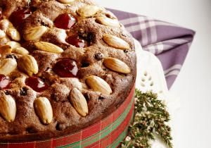 traditional-scottish-dundee-cake - Getty