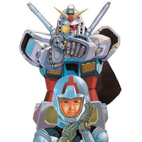 "[FREE MANGA!] MOBILE SUIT GUNDAM THE ORIGIN - Amuro Rei is the son of an engineering officer of the Federation Army. When the man-made colony ""Side 7"" is attacked by the Zeon Army, he fights back with the Gundam that his father developed..."