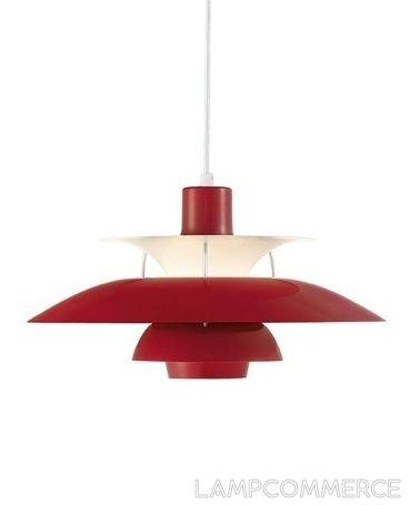 Louis Poulsen PH 5 & PH 50 hanging lamp Design Poul Henningsen