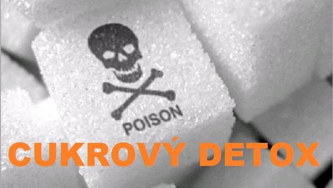 Účinný cukrový detox během 10 dní - bílý cukr je neuvěřitelně návykový.