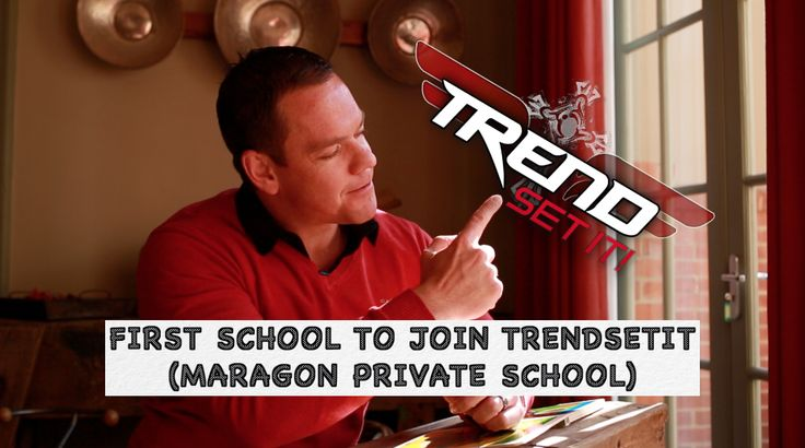 First school to join Trendsetit  (Maragon Private School)
