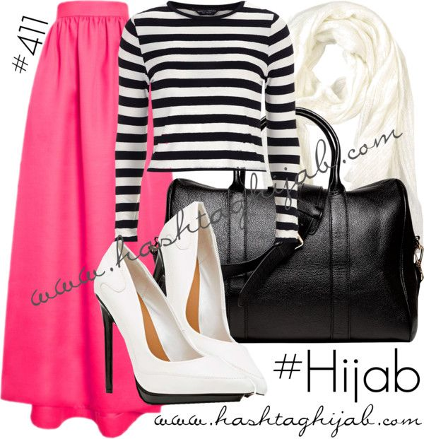 Hashtag Hijab Outfit #411