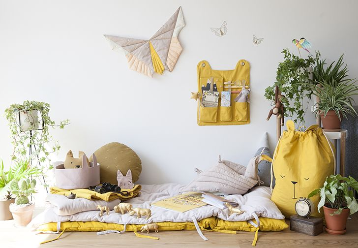 Fabelab AW 17 Collection Check out a wide (and gorgeous) range of tetiles, decorating objects andsmall toys for children. http://petitandsmall.com/fabelab-aw-17-collection-kids-room-decor/