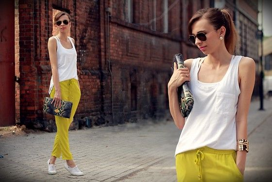 Little bit of fun  (by Justyna H) http://lookbook.nu/look/3510969-Little-bit-of-fun