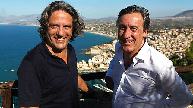 Sicily Unpacked is a great 3-part series on BBC4, check it out if you can, three hours of top class art, food and culture.