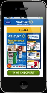 LocalResponse, Shoplocal target social shoppers with mobile circulars delivered at 'check-in'