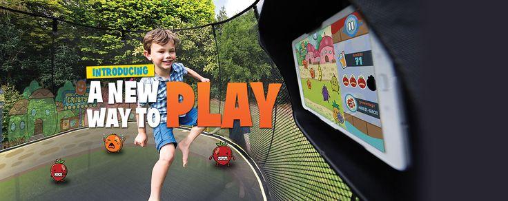Springfree Trampoline  The worlds safest trampoline
