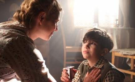 """Penny says: """"Simon's mother 'Karin' (Helen Sjöholm) is the film's anchor, and several talented actresses also play small but significant supporting roles."""""""
