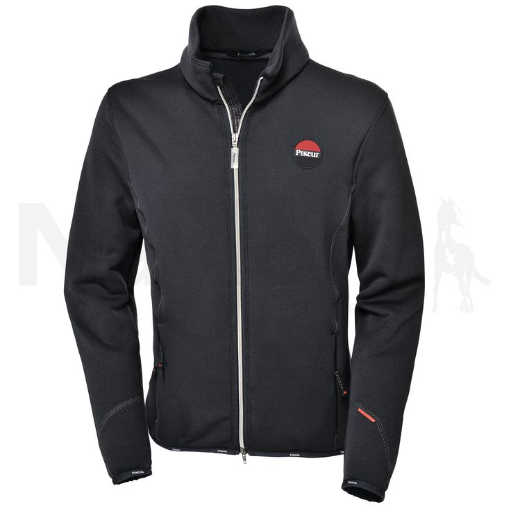 Pikeur Mens Dave Jacket Anthracite