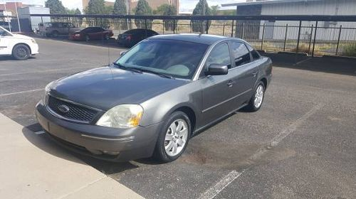Vehicle #: 6830733760  $3,200 2006 Ford Five Hundred Albuquerque, NM Oncedriven