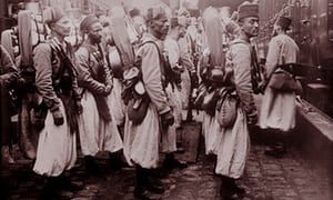 The stories of the 2.5 million Muslims who travelled to Europe to fight for the allies during the first world war are finally being told