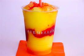 Image result for frappe de frutas