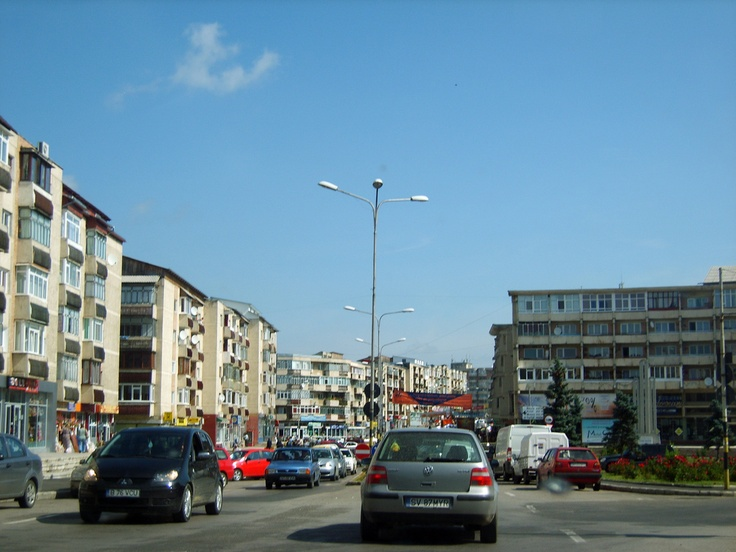Bacau, Romania. My childhood home <3