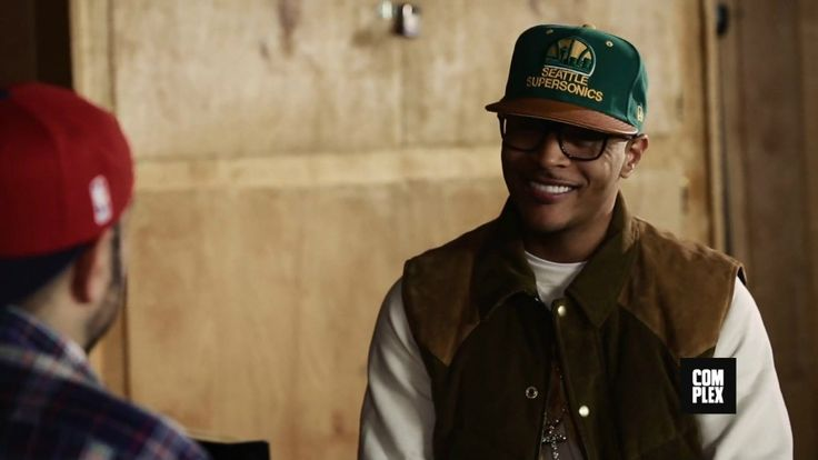 """T.I. Speaks On """"The Process"""" of His Albums & Music Creativity With Peter Rosenberg"""
