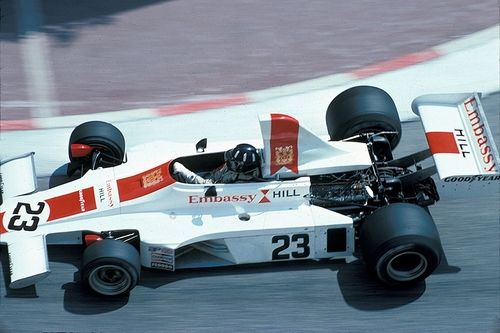 1975 GP Monaco (Graham Hill) Hill GH1 - Ford